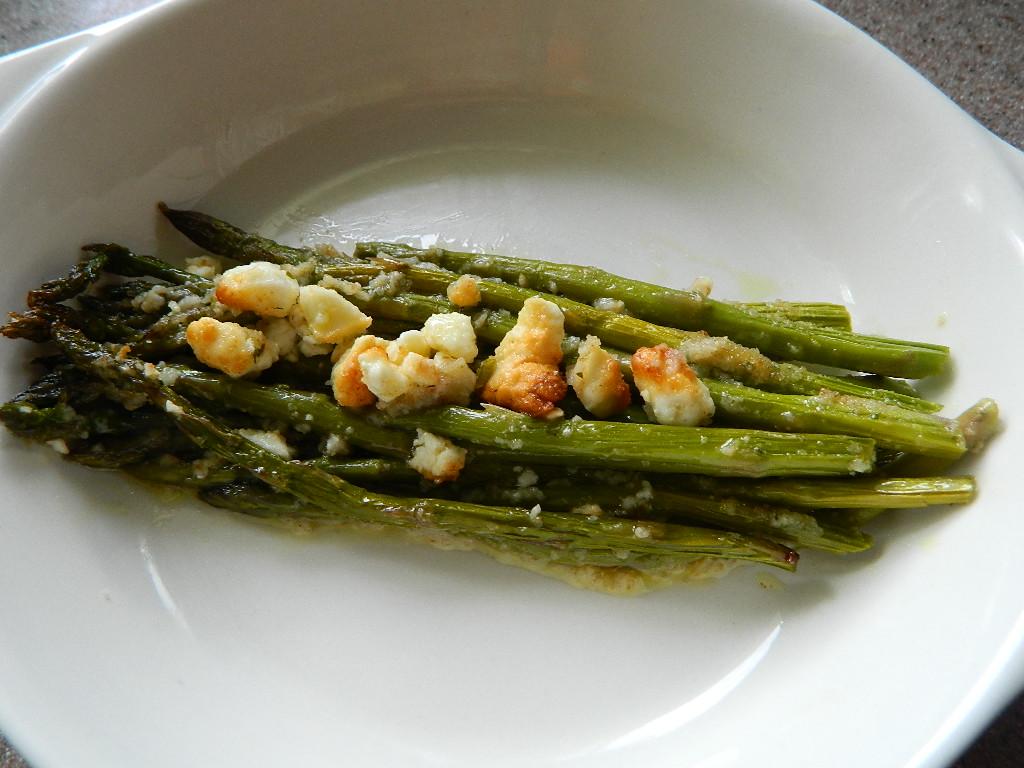 Simple asparagus